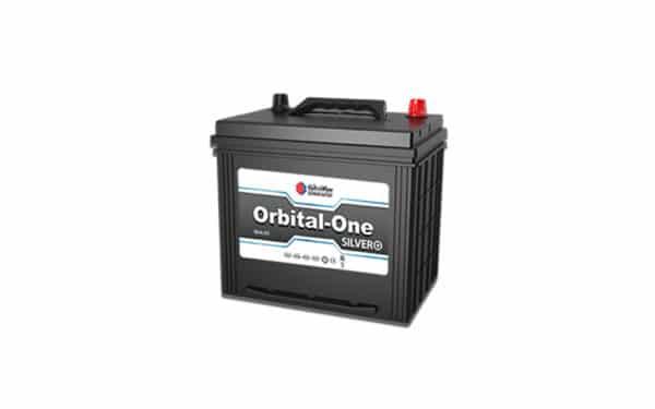 لیست قیمت باتری 35 آمپر اوربیتال وان سیلور پلاس سپاهان باطری