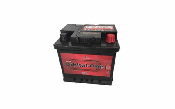 لیست قیمت باطری ۵۰ آمپر اوربیتال وان L2 پایه کوتاه نمایندگی باتری 50 آمپر اوربیتال سپاهان
