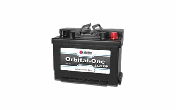 باتری ۷4 آمپر اوربیتال وان سپاهان باطری اتمی