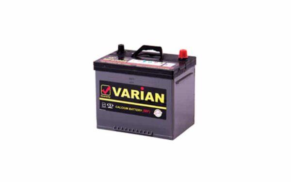 قیمت باتری اتمی 60 آمپر پایه بلند قطب مخالف واریان نمایندگی صبا